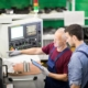 Einsatz von Automatisierung und Digitalisierung im ShopFloor